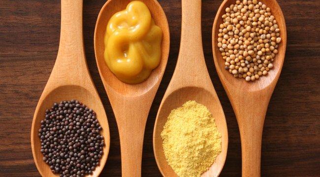 mustár ízületi fájdalommal fájdalom térd sérülés után