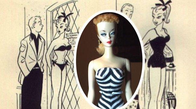 Városi legenda – német képregényhősről koppintották Barbie-t