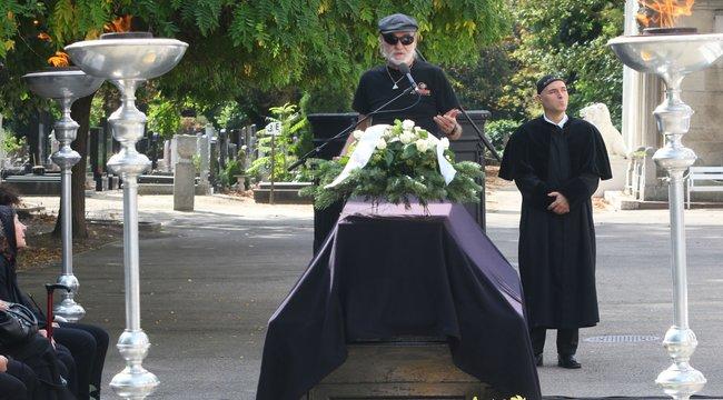 ElbúcsúztakGallai Pétertől – Heilig Gábornak nem volt ereje elmenni a temetésre