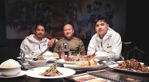 Imádják a tofut, de nem főznek a Liu tesók