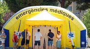 Koronavírus: Besárgultak a spanyolok is