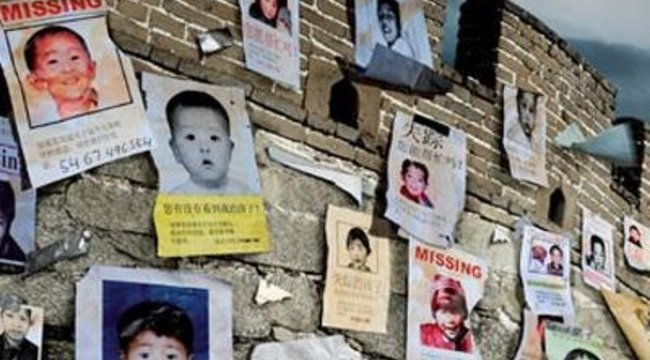 89 kínai gyermeket megmentettek