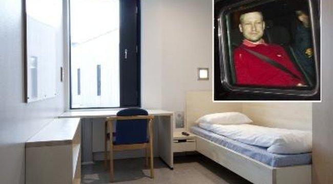 Luxusbörtönbe kerülhet Breivik