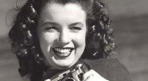 Soha nem látott fotók Marilyn Monroe-ról