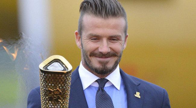 Vérig sértődött David Beckham