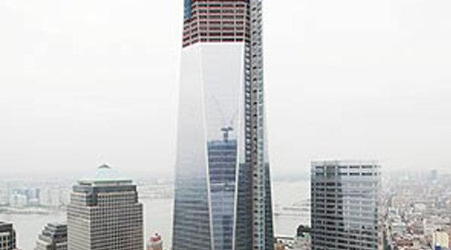 Az újrakezdés szimbóluma lesz az eget nyaldosó toronyház