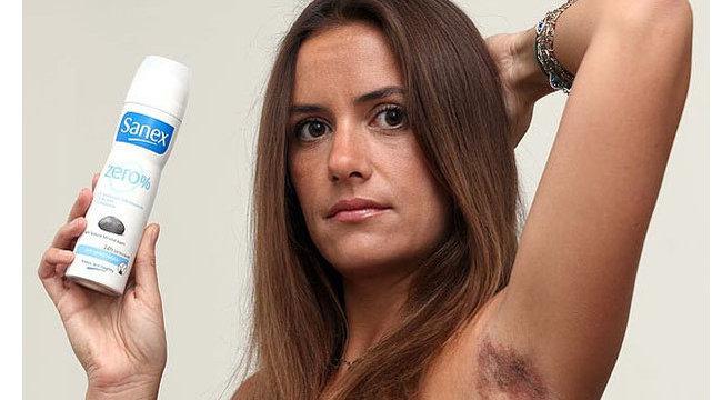 Szétégette az asszonyt a dezodor
