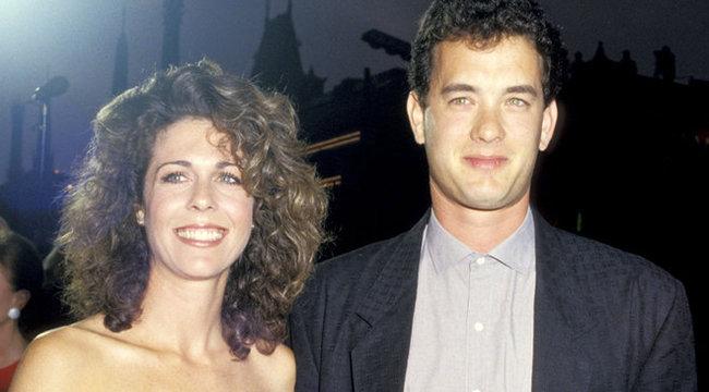 Tökéletes Tom Hanks házassága