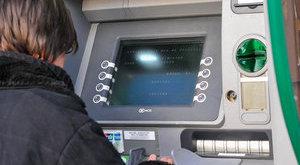 A hónap híre: nem tette el az ATM-ben talált pénzt