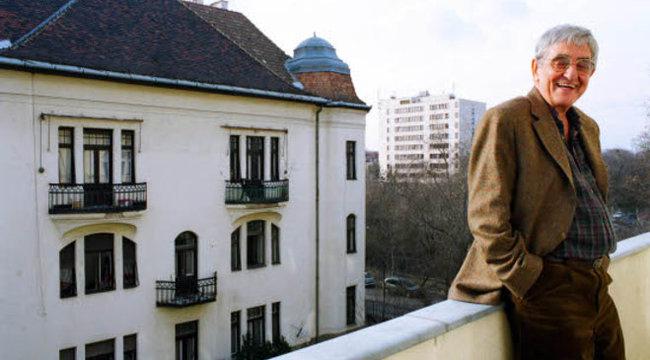 A halálba ugrott Kézdy György - videó