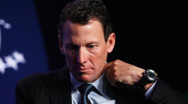 Elveszik Armstrong becsületrendjét