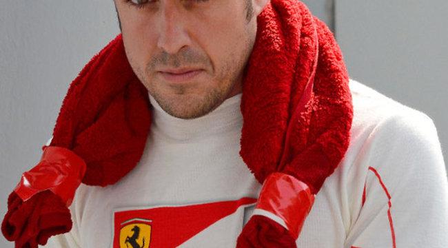 Alonso győzelmét ígérte a majom