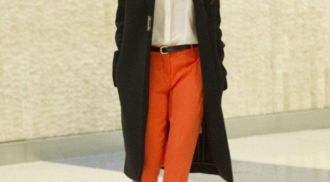 Répának öltözött Victoria Beckham