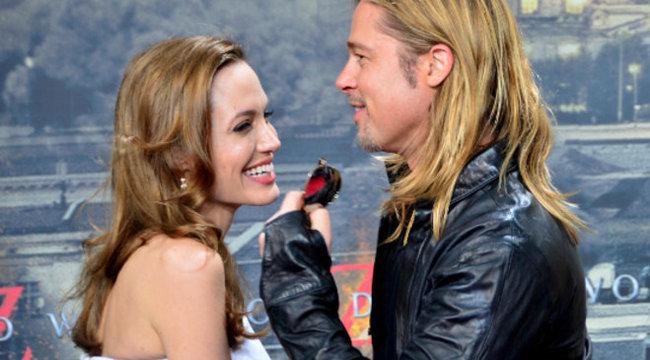 Fura dolgot művel Brad Pitt az összes nőjével