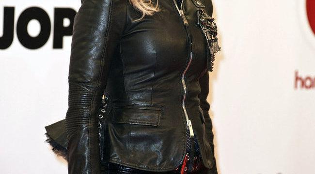 Madonna arcát megint kivasalták - fotók
