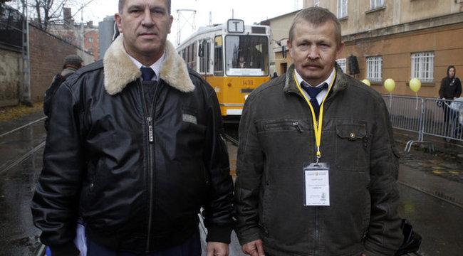Zsonglőrködtek a villamosvezetők