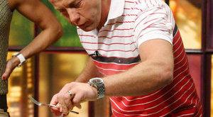 Hoppá: Schobert Norbi tornázik is új műsorában