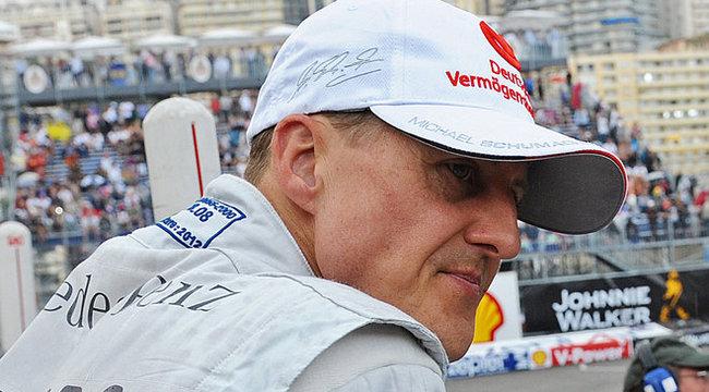 Schumacher éber kómában fekszik