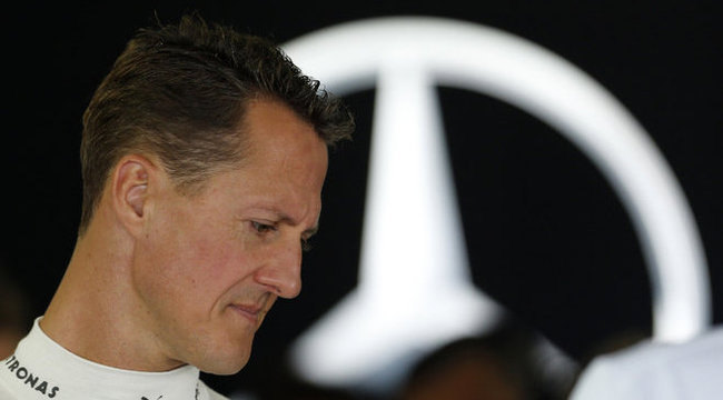 Közel a vég? Schumacher tüdőgyulladást kapott