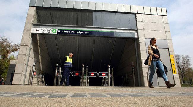 4-es metró: Ezért kár volt ide megállót tervezni