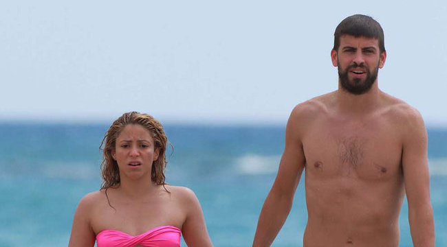 Shakira százezreket fizet, hogy Piquével háljon