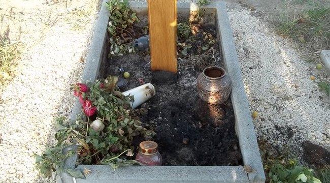 Ki gyújtotta fel Krisztina sírhelyét?
