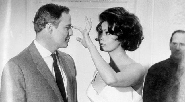 Brando: Sophia Lorennek büdös volt a szája