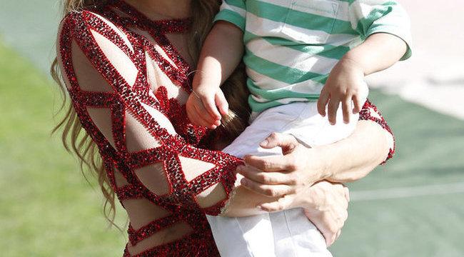Nocsak: Shakira ismét babát vár?