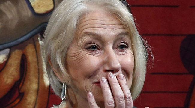 Helen Mirren lett a L'Oreal új arca