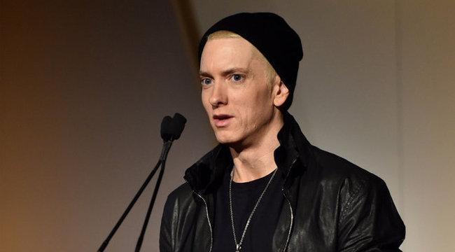 Megvénítette a kábítószer Eminemet