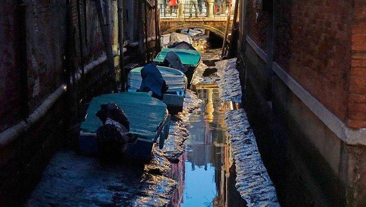 Ilyennek még nem látta Velencét