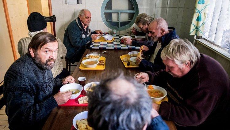 Embertelen hideg - Egyre több hajléktalan a melegedőkben