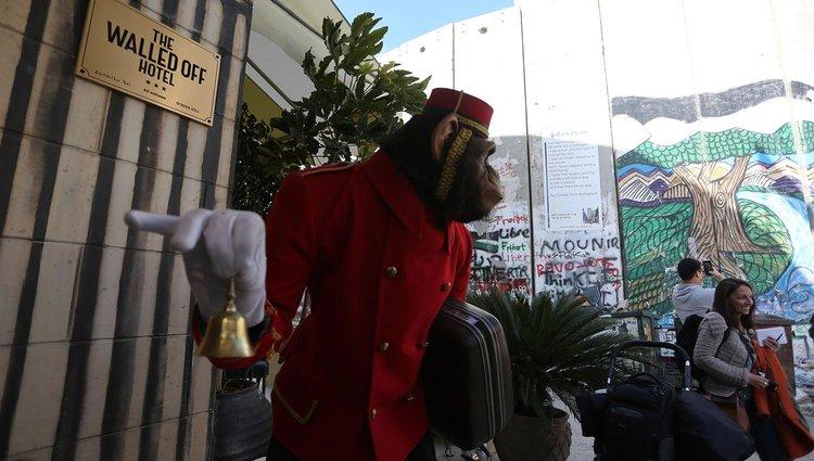 Furcsa hotel nyílik Betlehemben