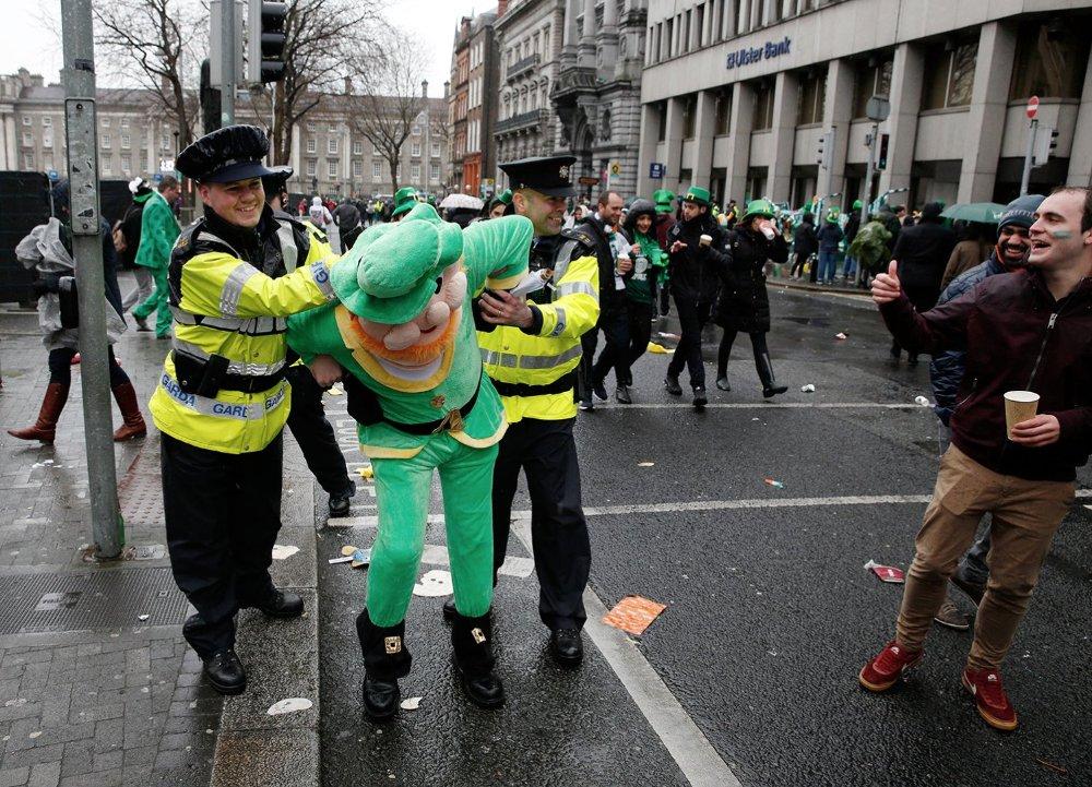 Szent Patrik napja Dublinban