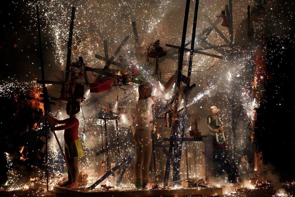 Szent József nap Spanyolországban