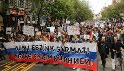 Békemenet a kormányért és Oroszországért