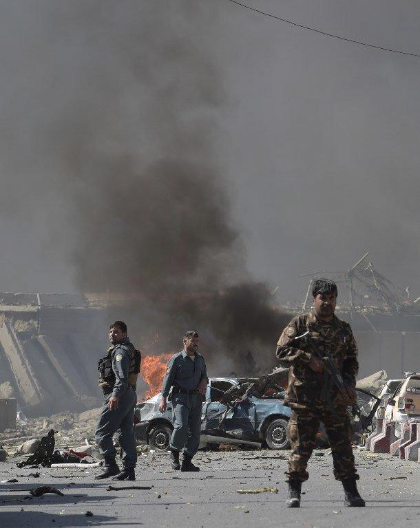 Terror Kabulban - A nyugalom megzavarására alkalmas képek!