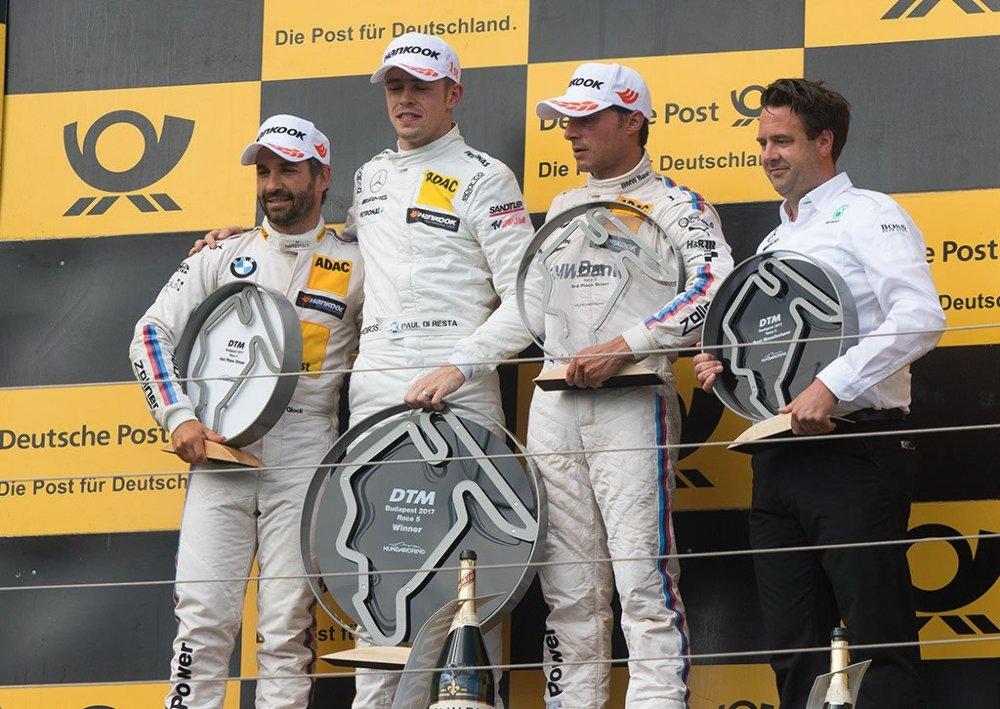 DTM 2017 a Hungaroringen