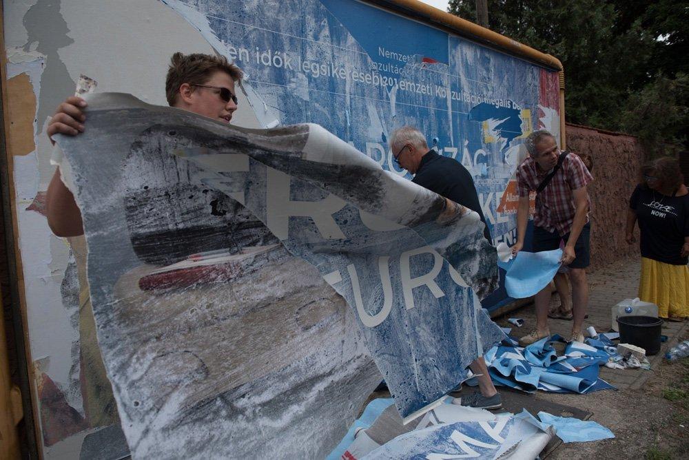 Ennyi volt: Soros már nem mosolyog Zuglóban és Kispesten