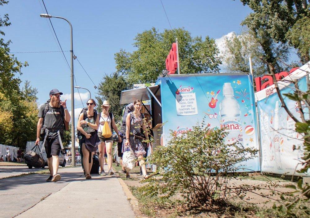 Sziget 2017 - Ráhangolódás a bulira