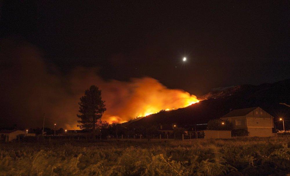 Dél-Európa lángokban