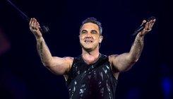 Robbie Williams koncert Budapesten
