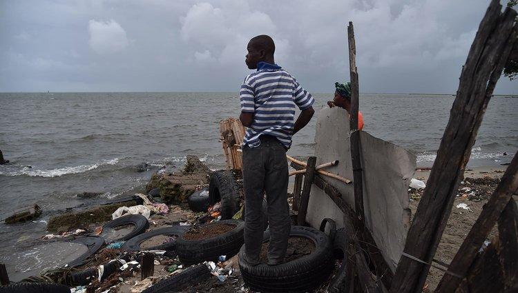 Irma letarolta a karibi térséget