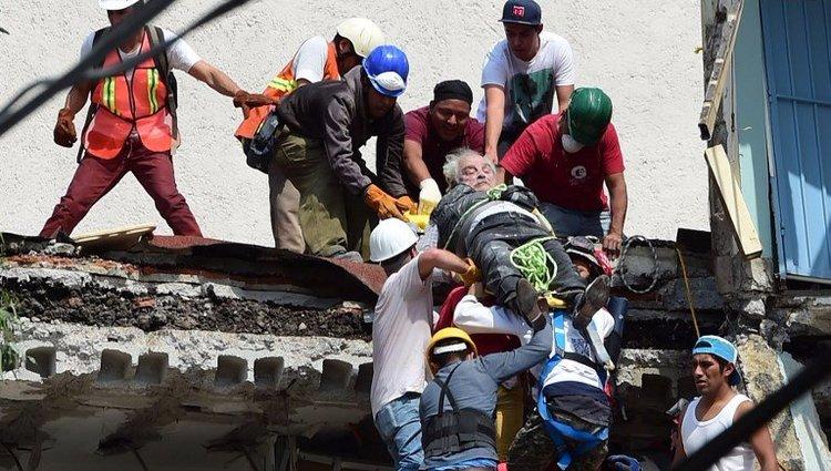 Földrengés Mexikóban