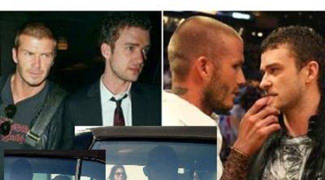 Beckham és Timberlake felvállalják melegségüket? - képpel