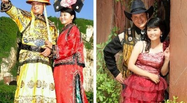 Tajvanon nősült a humorista