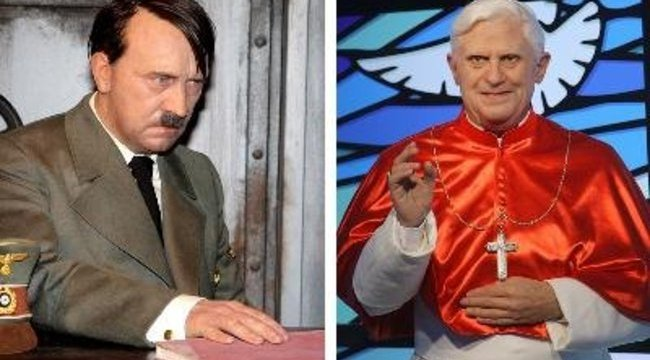 Adolf Hitler lesz Marx szomszédja