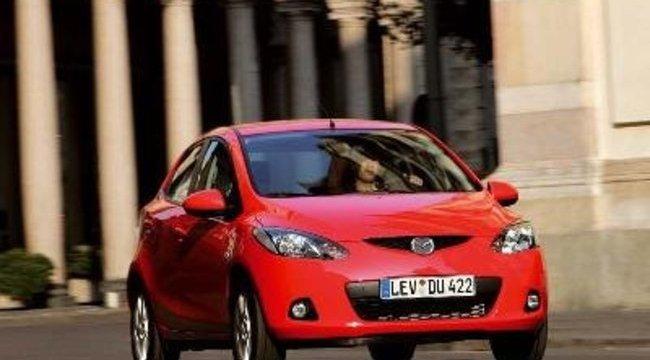Fogyókúra után is étvágytalan a Mazda2