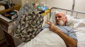 Gidófalvy Attila megint kórházban van