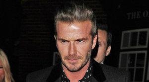 Beckham és fia autóbalesetet szenvedett